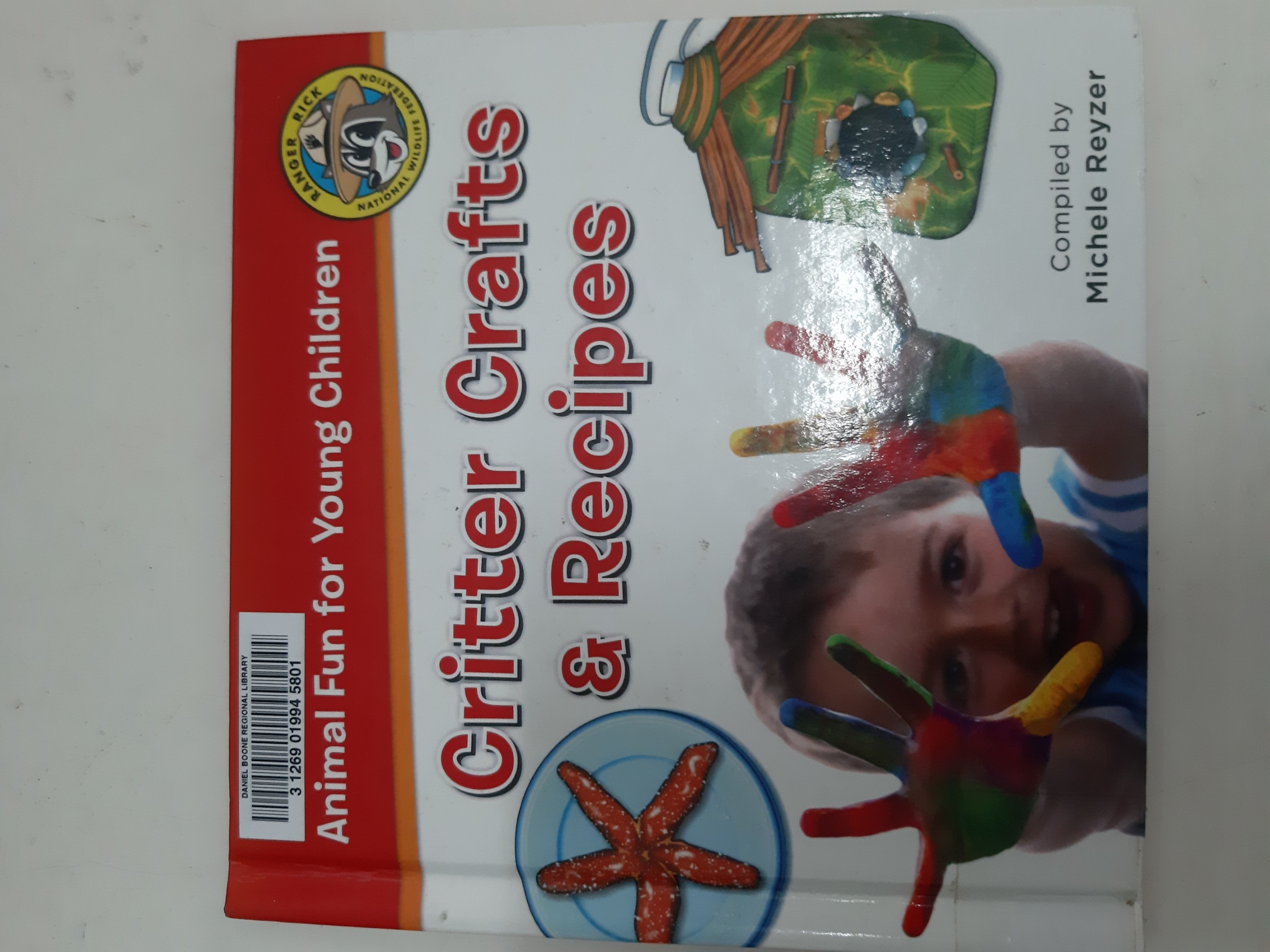 Critter crafts Recipes