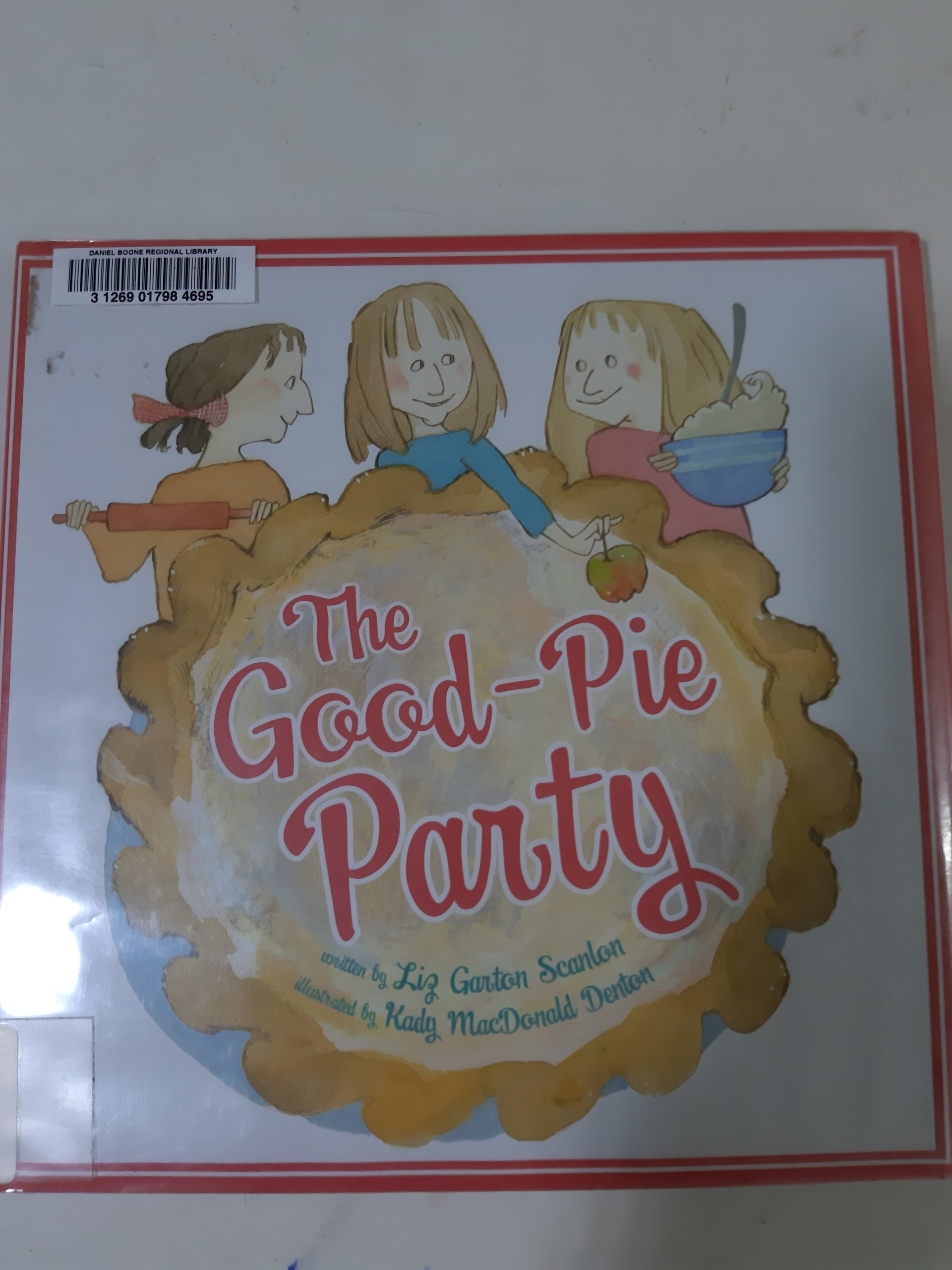 The good- pie party