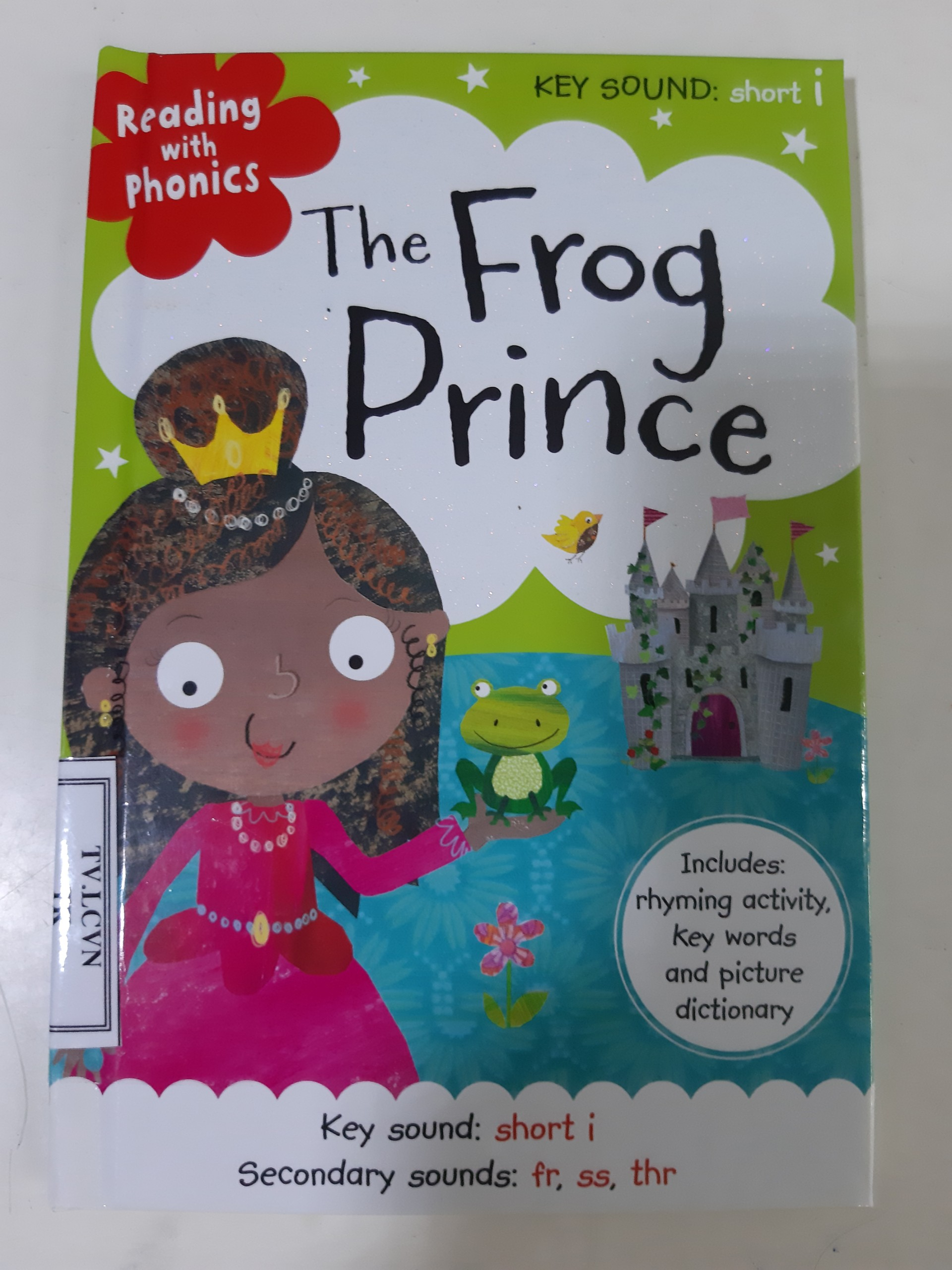 Reading with Phonics: The Frog Prince