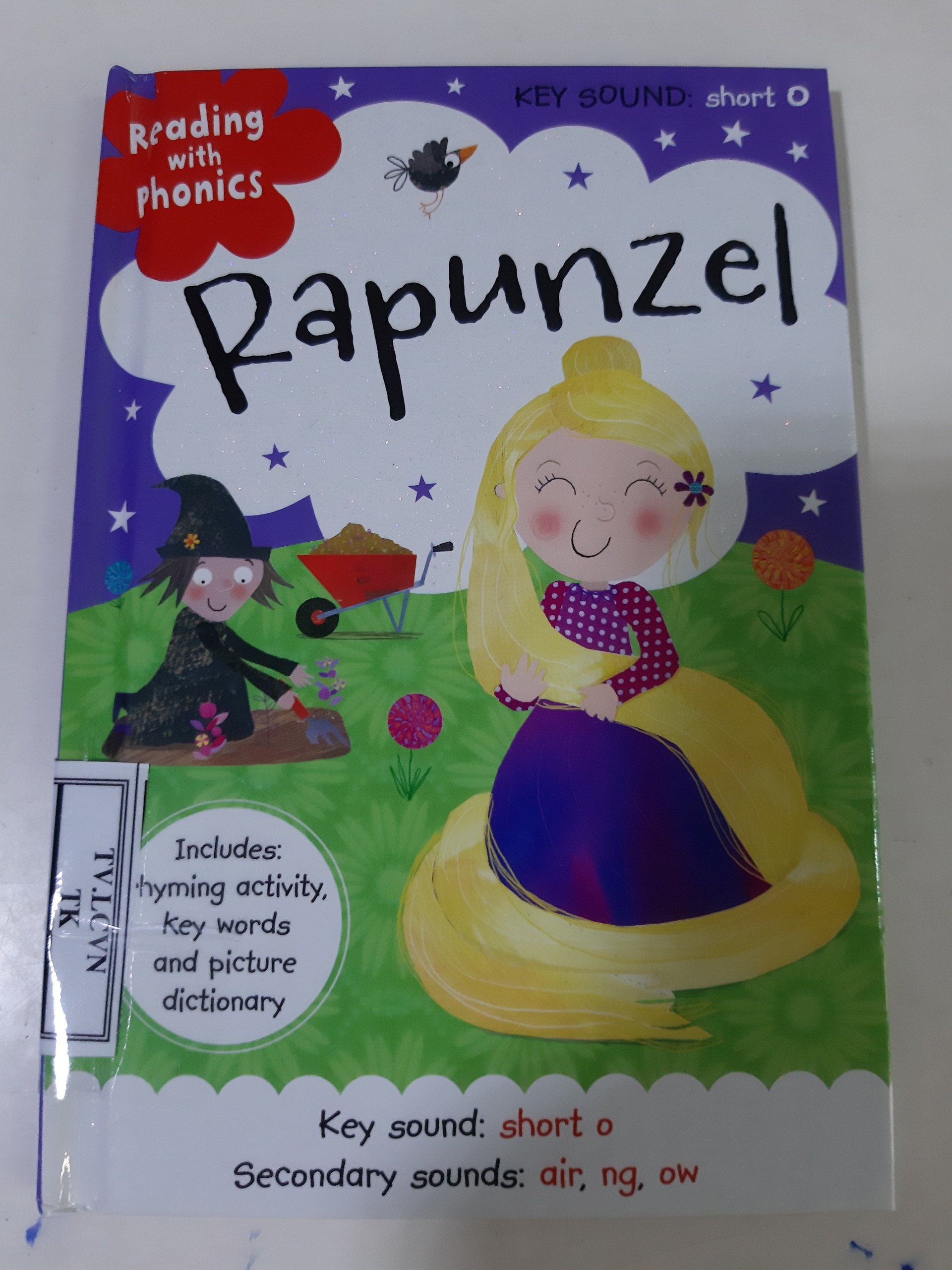 Reading with Phonics: Rapunzel